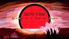 Secret Friend 'Diving In a Sea of Light' music video