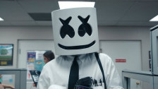 Marshmello 'Power' music video
