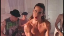 Red Hot Chili Peppers 'Knock Me Down' music video