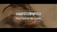 Counterpunch 'Destroyed by Lions' music video