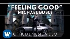 Michael Bublé 'Feeling Good' music video