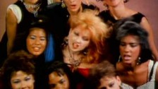 Cyndi Lauper 'Girls Just Want to Have Fun' music video