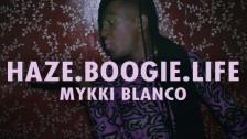Mykki Blanco 'Haze.Boogie.Life' music video