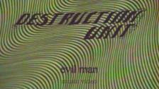 Destruction Unit 'Evil Man' music video