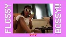 Kari Faux 'No Small Talk' music video