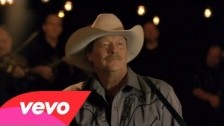 Alan Jackson 'Blue Ridge Mountain Song' music video