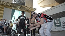 Dark Polo Gang 'Aldilà' music video