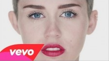 Miley Cyrus 'Wrecking Ball' music video