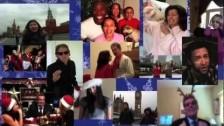 Richard Marx 'Christmas Spirit' music video