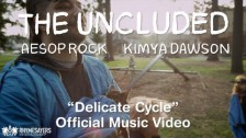 The Uncluded 'Delicate Cycle' music video