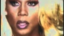 RuPaul 'Snapshot' music video
