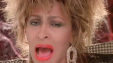 Tina Turner 'Private Dancer' music video
