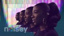 Roses Gabor 'Stars' music video