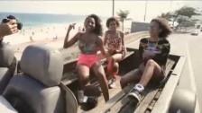 Pearls Negras 'Guerreira' music video