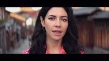 MARINA 'To Be Human' music video