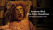 Andrew Bird 'The Fake Headlines' music video
