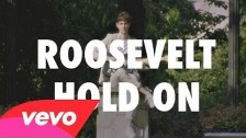 Roosevelt 'Hold On' music video