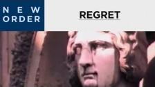 New Order 'Regret' music video