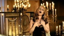 Anastacia 'Left Outside Alone' music video