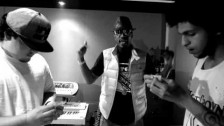 Juicy J 'Ain't No Coming Down' music video