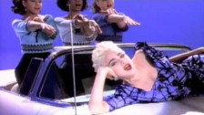 Madonna 'True Blue' music video