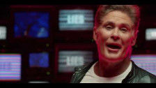 David Hasselhoff 'Open Your Eyes' music video