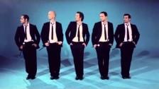 Peter Jöback 'Släpp in Mig' music video