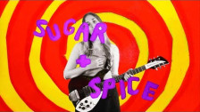 Hatchie 'Sugar & Spice' music video