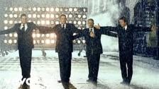 Five 'Let's Dance' music video
