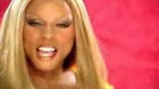 RuPaul 'Looking Good, Feeling Gorgeous' music video