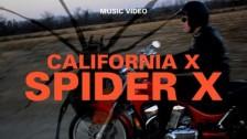 California X 'Spider X' music video