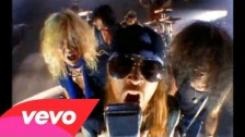 Guns N' Roses 'Garden Of Eden' music video