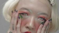 yeule 'Pretty Bones' music video