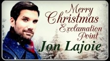 Jon Lajoie 'Merry Christmas Exclamation Point' music video