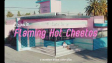 Clairo 'Flaming Hot Cheetos' music video