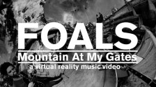 Foals 'Mountain At My Gates' music video