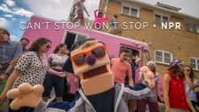 Can't Stop Won't Stop 'NPR' music video