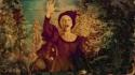 Annie Lennox 'God Rest Ye Merry Gentlemen' Music Video