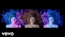 Lydia Ainsworth 'Into the Blue' music video
