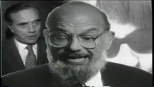 Allen Ginsberg 'Ballad Of The Skeletons' music video