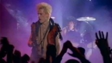 Billy Idol 'Rebel Yell' music video