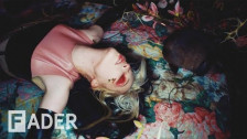 Alice Glass 'Without Love' music video