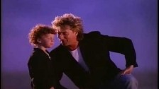 Rod Stewart 'Forever Young' music video
