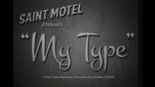 Saint Motel 'My Type' music video