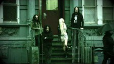 The Pretty Reckless 'Make Me Wanna Die' music video