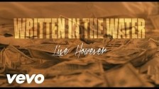 Gin Wigmore 'Written In The Water Live However' music video