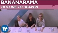 Bananarama 'Hotline To Heaven' music video