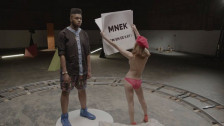 MNEK 'Every Little Word' music video