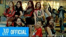 Twice 'Like OOH-AHH (Dance Version)' music video