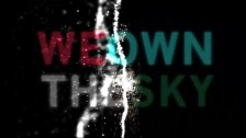 M83 'We Own the Sky' music video